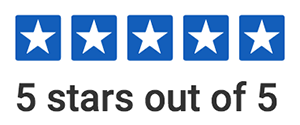 rated 5 out of 5 stars